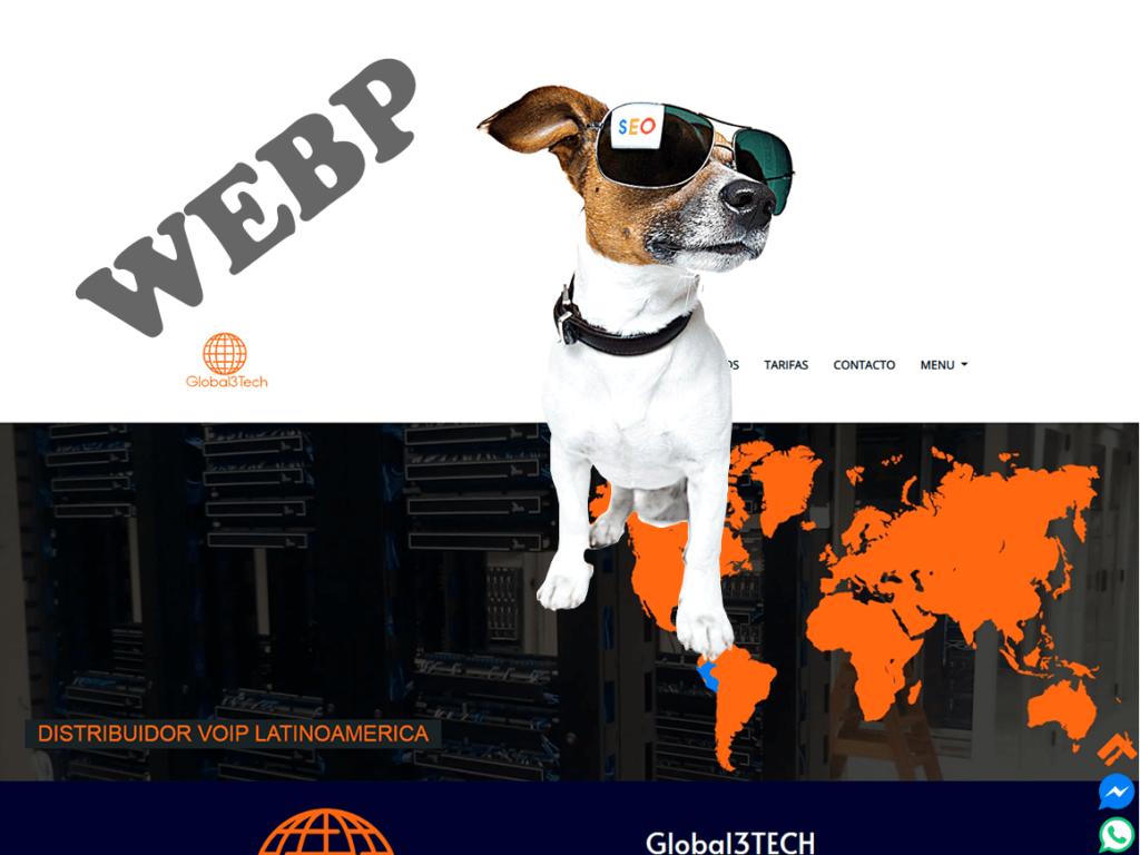 formato webp